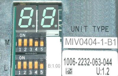 Okuma MIV0404-1-B1 label image