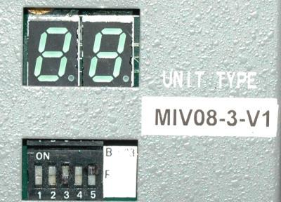 Okuma MIV08-3-V1 label image