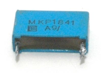 Vishay MKP1841-1NK1600 front image