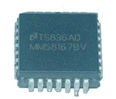National Semiconductor MM58167BV