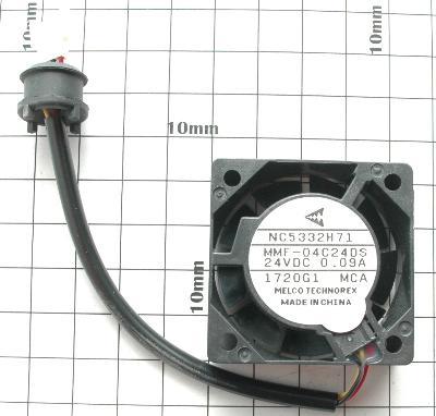 Melco Technorex MMF-04C24DS-MCA