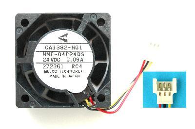 Melco Technorex MMF-04C24DS-RC4
