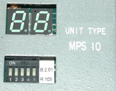 Okuma MPS10 label image