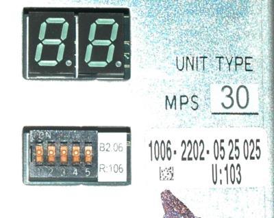 Okuma MPS30 label image