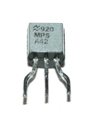 National Semiconductor MPSA42
