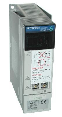Mitsubishi MR-J2S-20B1 front image
