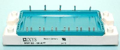 IXYS CORPORATION MWI50-06A7T