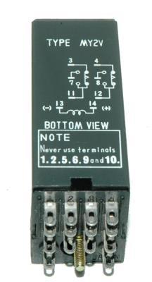 Omron MY2V-100VAC