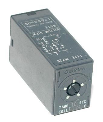 Omron MY2V-24VDC