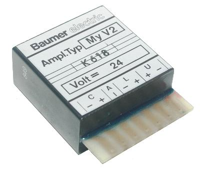 Baumer Electric MYV2-K618 image