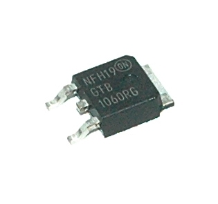 ON Semiconductor NGTB10N60R2DT4G