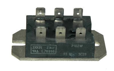 INTERNATIONAL RECTIFIER P102W
