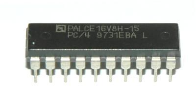 Lattice Semiconductor PALCE16V8H-15PC-4