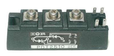 INTERNATIONAL RECTIFIER PDT2510