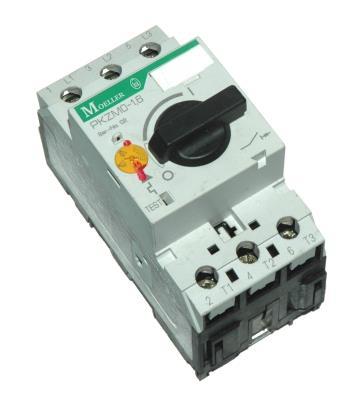 Moeller Electric Corporation PKZM0-1.6