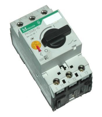 Moeller Electric Corporation PKZM0-10