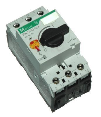 Moeller Electric Corporation PKZM0-6.3