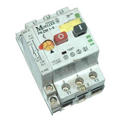 Moeller Electric Corporation PKZM1-6