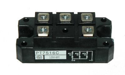 Nihon Inter Electronics Corporation (NIEC) PT7516C