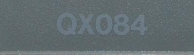 Mitsubishi QX084 label image