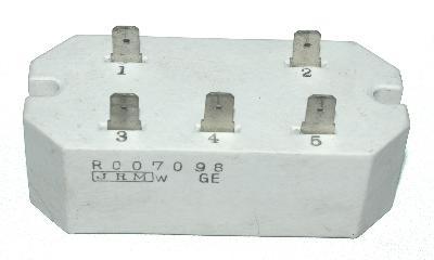 Japan Resistor Mfg Co R007098