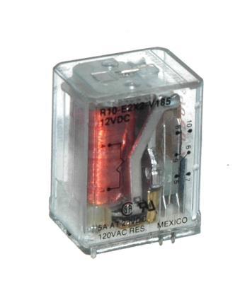 POTTER and BRUMFIELD R10-E2X2-V185-12VDC