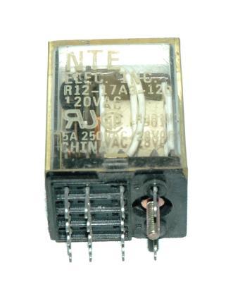 NTE Electronic R12-17A3-120VAC