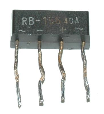 Diodes, Inc RB-156 image