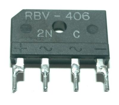 SANKEN ELECTRIC RBV-406