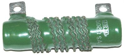 Japan Resistor Mfg Co RES-0.02-OHM-120W-115-33-33