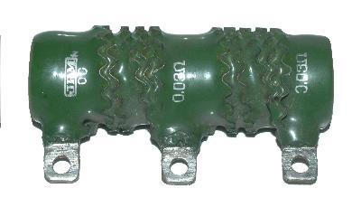 Japan Resistor Mfg Co RES-0.03X2-OHM-60W-90-33-33