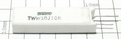 OHMITE RES-10-OHM-10W-14-10-52