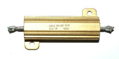 OHMITE RES-10-OHM-50W-72-28-16