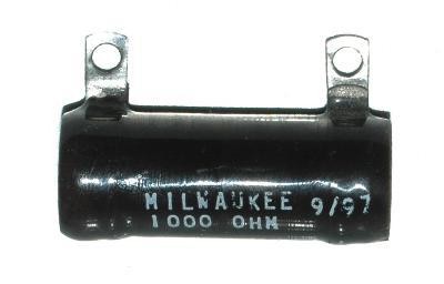 MRC-Milwaukee Resistor Corporation RES-1000-OHM-30W-51-19-19