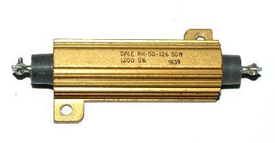 OHMITE RES-120-OHM-50W-72-28-16