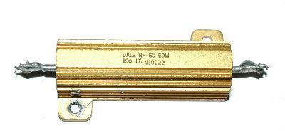 OHMITE RES-15-OHM-50W-72-28-16