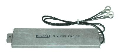 Sungsil Electronics Co RES-20-OHM-100W-180-43-7
