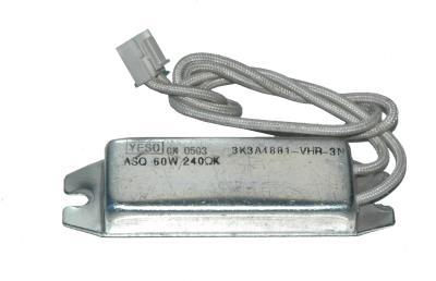 YAGEO RES-240-OHM-60W-76-30-12
