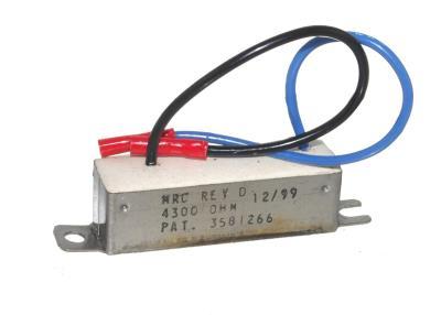 MRC-Milwaukee Resistor Corporation RES-4300-OHM-63-19-22