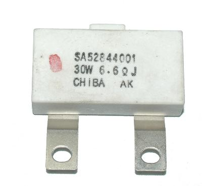 CHIBA RES-6.6-OHM-30W-47-12-12 image