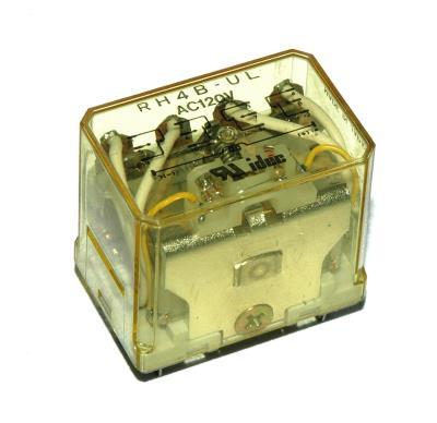 IDEC RH4B-UL-AC120V