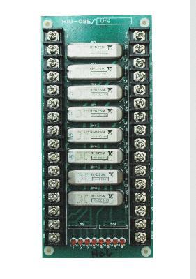 New Refurbished Exchange Repair  Yaskawa CNC Boards RIU-08E-G24 Precision Zone