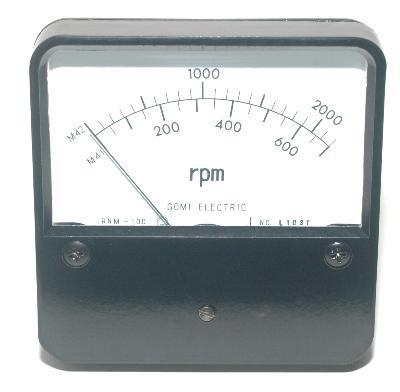 GOMI ELECTRIC INST. CO.,LTD. RNM-100