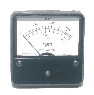 GOMI ELECTRIC INST. CO.,LTD. RNM-80