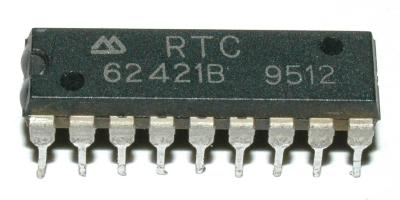 Epson Toyocom RTC-62421B