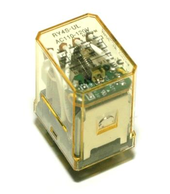 IDEC RY4S-UL-AC110-120V
