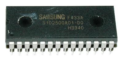 Samsung S1D2500A01-D0