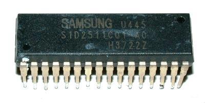 Samsung S1D2511C01-A0