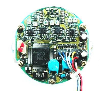 Mitsubishi SBN-4096-6ME back image