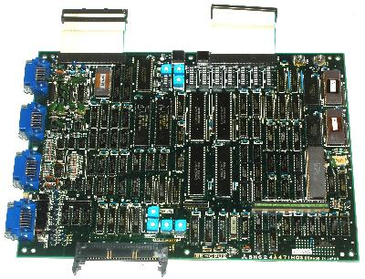 New Refurbished Exchange Repair  Mitsubishi Drives-DC Servo-Spindle-PCB SE-CPU2 Precision Zone